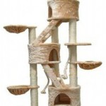 GoPetClub Jungle Gym Cat Tree 2