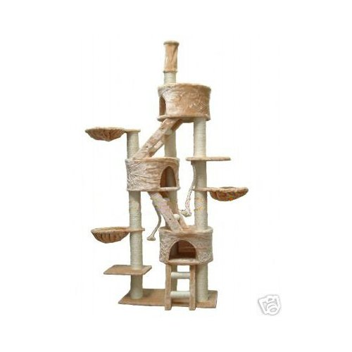 Gopetclub Jungle Gym Cat Tree 92 Inch The Best Cat Trees