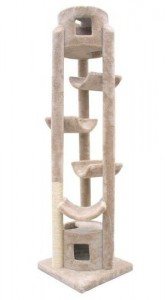 The Molly and Friends Pinnacle Handmade Cat Tree