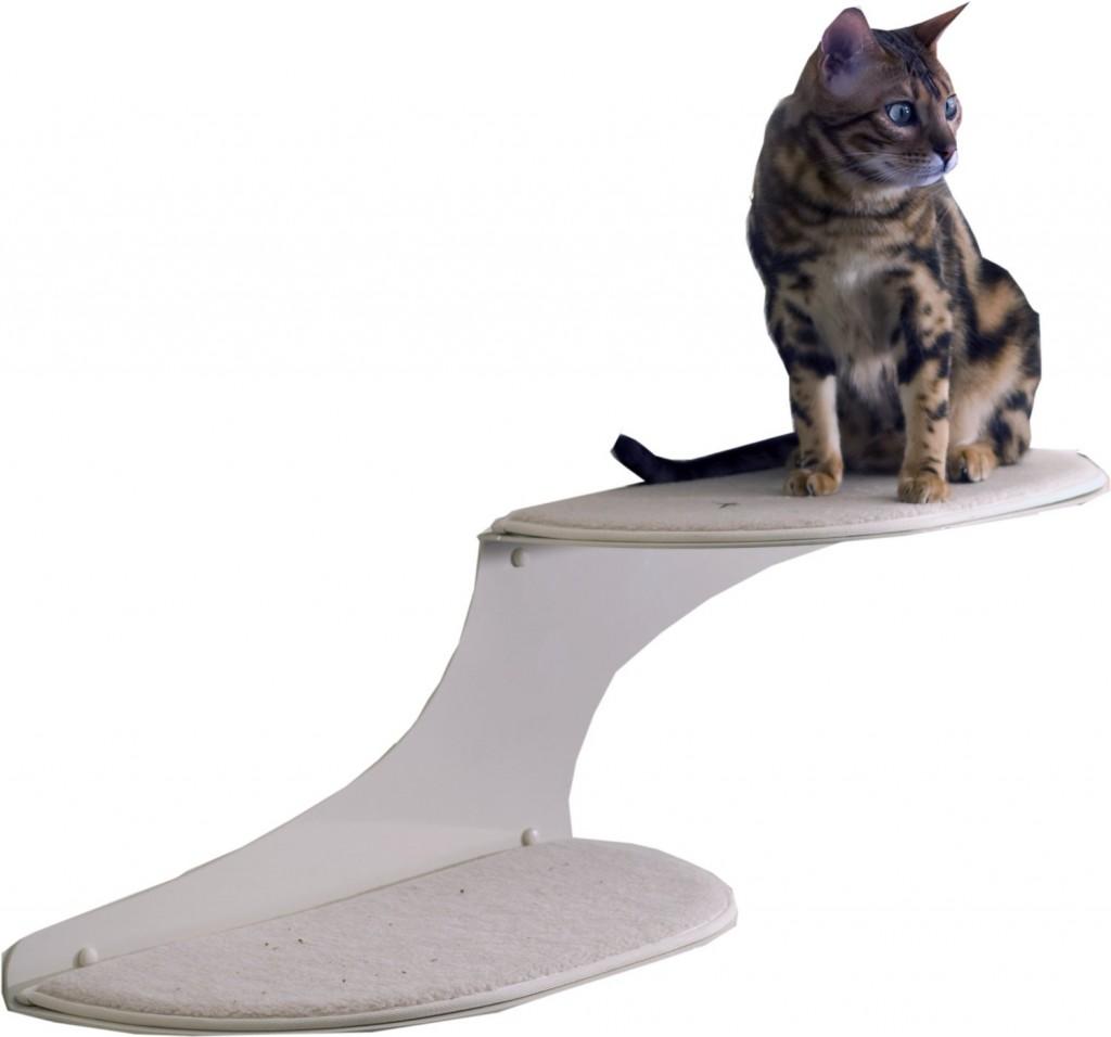 Cat Cloud Cat Shelves