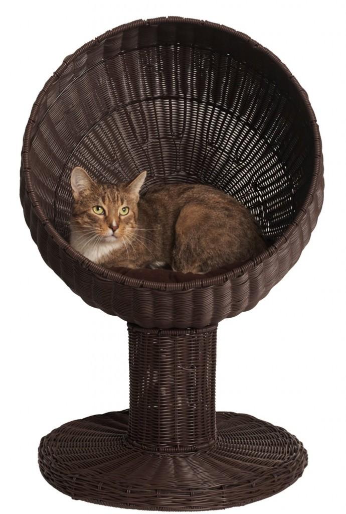 Kitty Ball Cat Bed Uk