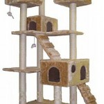 Go Pet Club Cat Tree 50Wx26Lx72H
