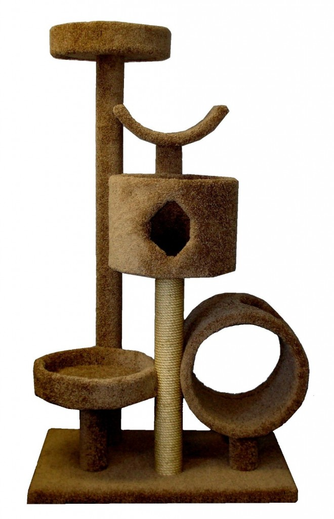 Molly and Friends Jungle Gym Cat Tree
