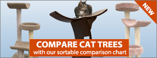 Cat Trees Amp Cat Condos Reviews Of The Best