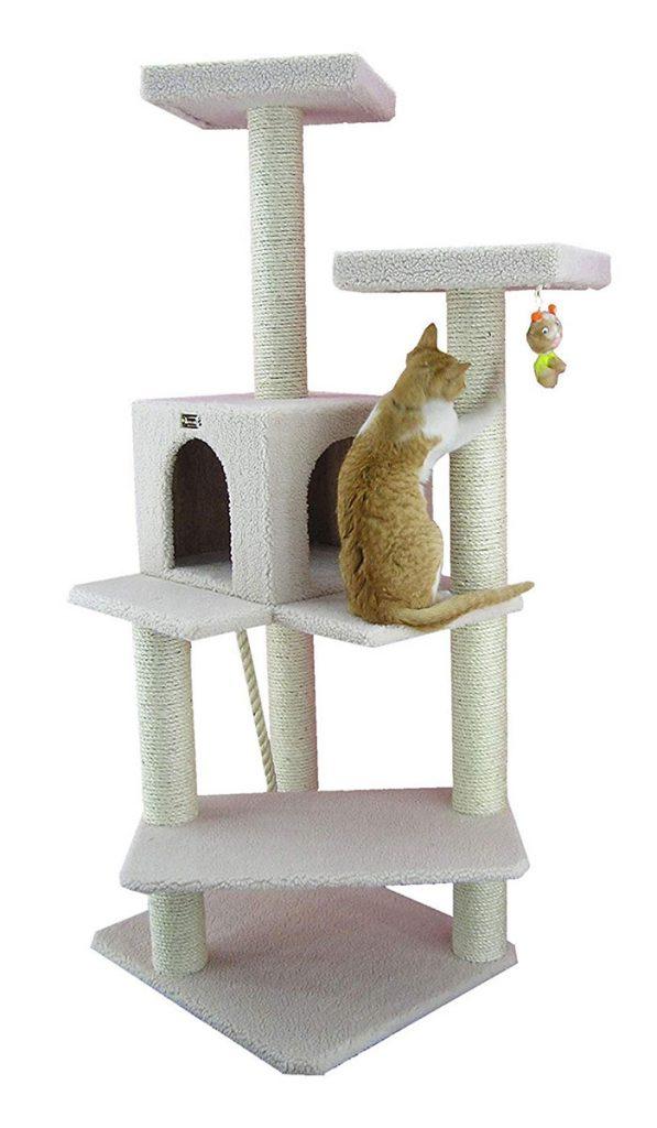 Armarkat Cat Tree 57 Inch