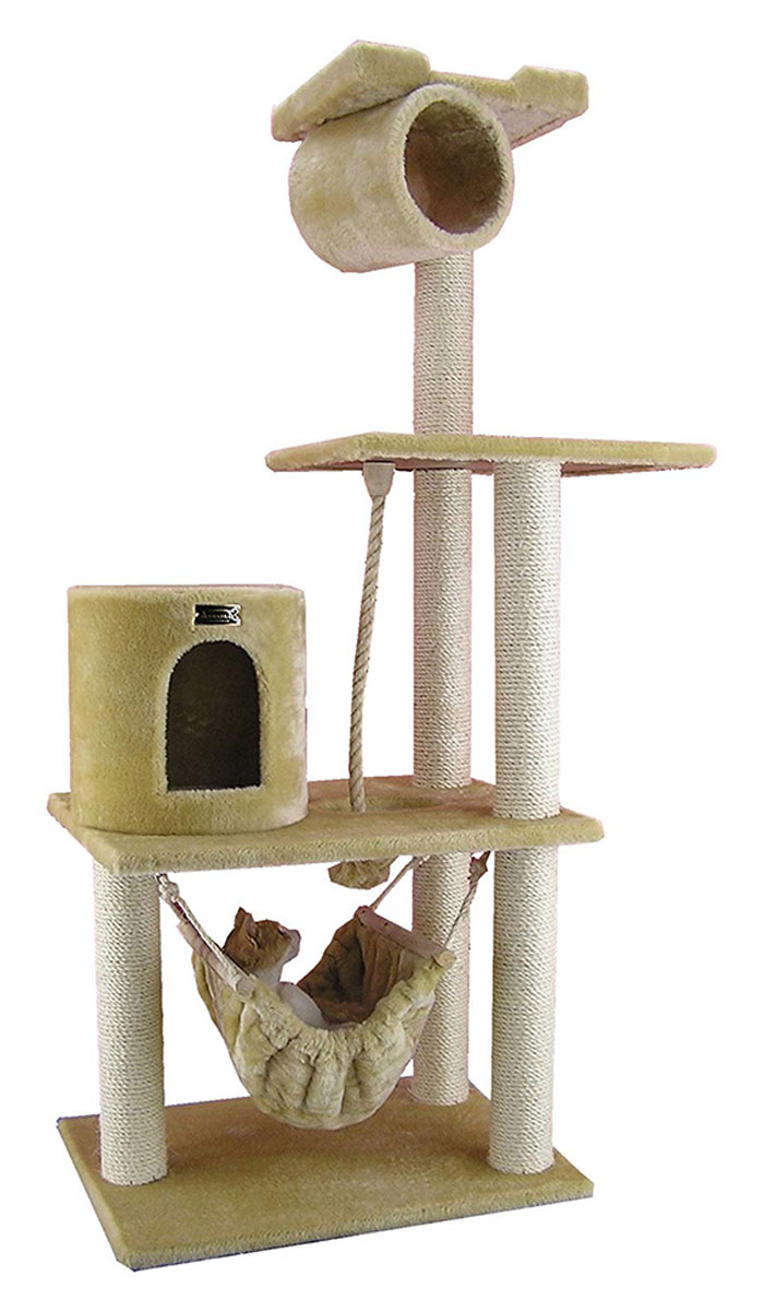 Armarkat Cat Tree 62 Inch