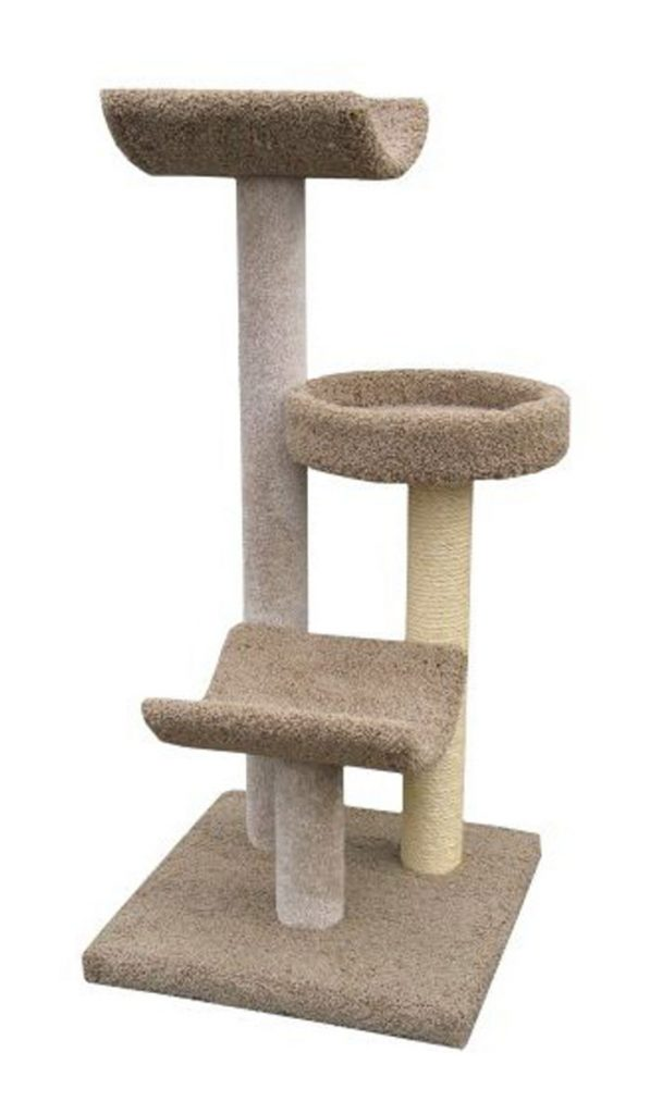 Molly and Friends Layout Cat Tree 54 Inch